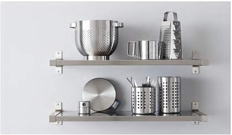 18/cm Diam/ètre ustensile de cuisine Rack assembl/é Taille Hauteur mat/ériaux acier inoxydable 12/cm