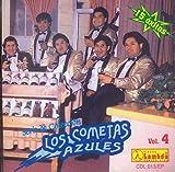 Los Cometas Azules (15 Exitos Volumen 4)013