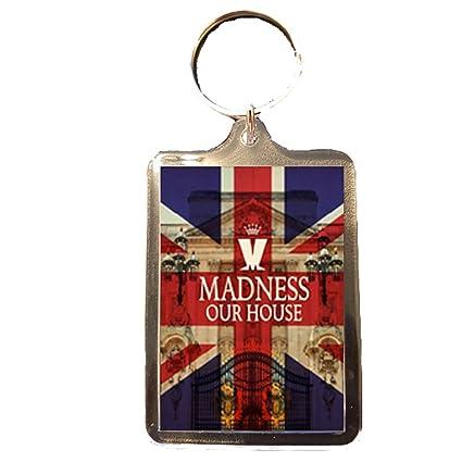 Amazon.com: MADNESS – Llavero (Palacio de Buckingham ...