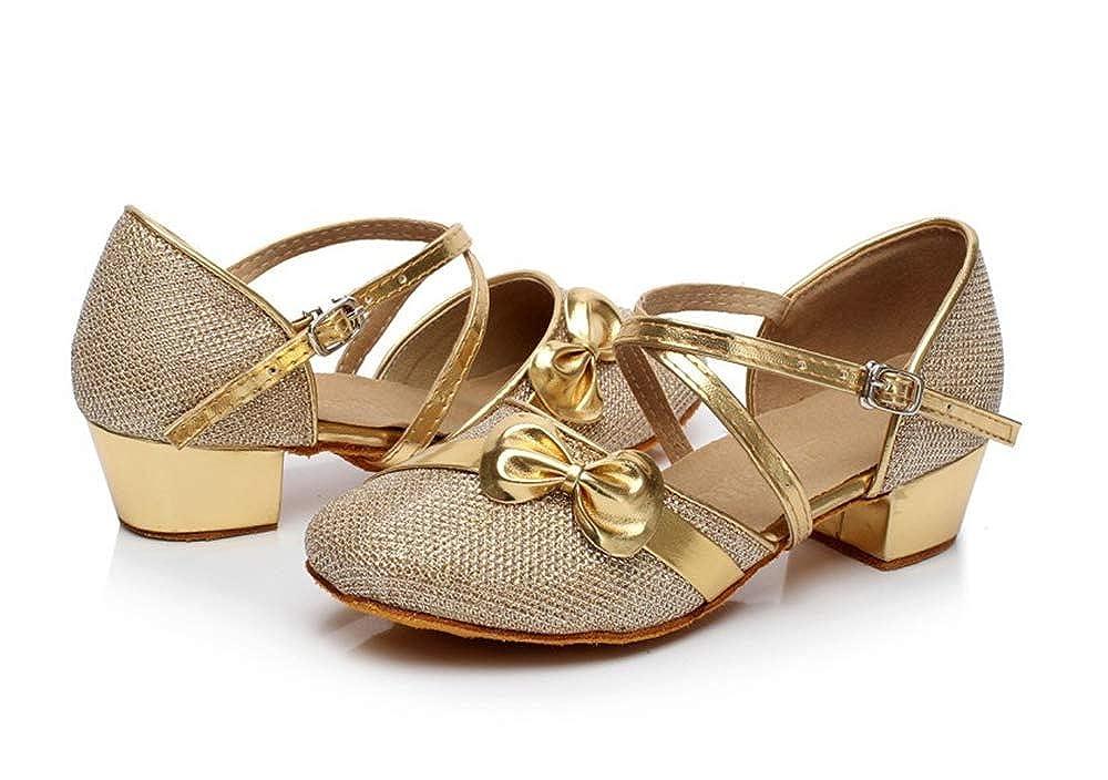 unyielding1 Ballroom Dance Shoes Women Latin Salsa Practice Dancer Shoes Performance Shoes