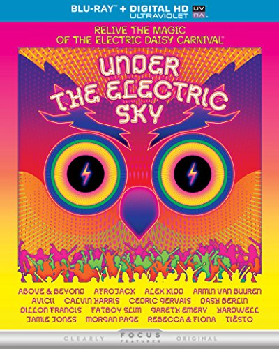 Under the Electric Sky [Blu-ray]
