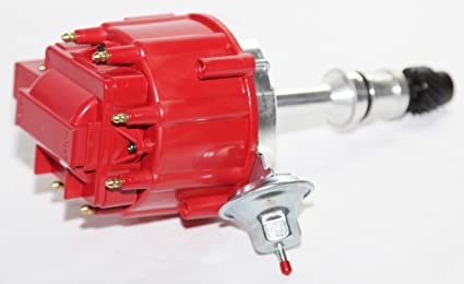 Amazon com: HEI Distributor RED Cap for 68-76 Oldsmobile