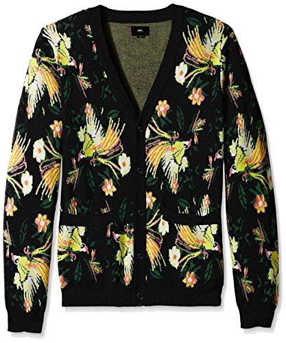 Multi Cardigan Paradise Black Sweater Obey vwpx6XHqTg