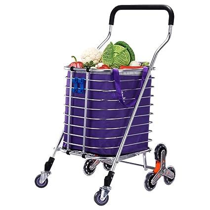Carritos de la compra 8 Ruedas, Tienda de comestibles ...