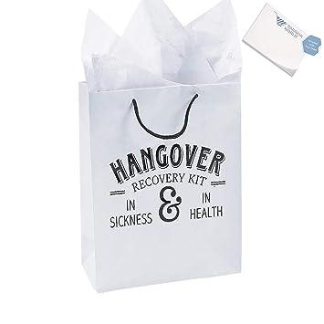 Bargain World Bargain Welt Hangover Rescue Hochzeit Geschenk