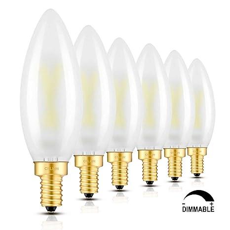 Crlight led candelabra bulb 2w 5000k daylight white 25w equivalent crlight led candelabra bulb 2w 5000k daylight white 25w equivalent 250lm e12 base dimmable led aloadofball Gallery