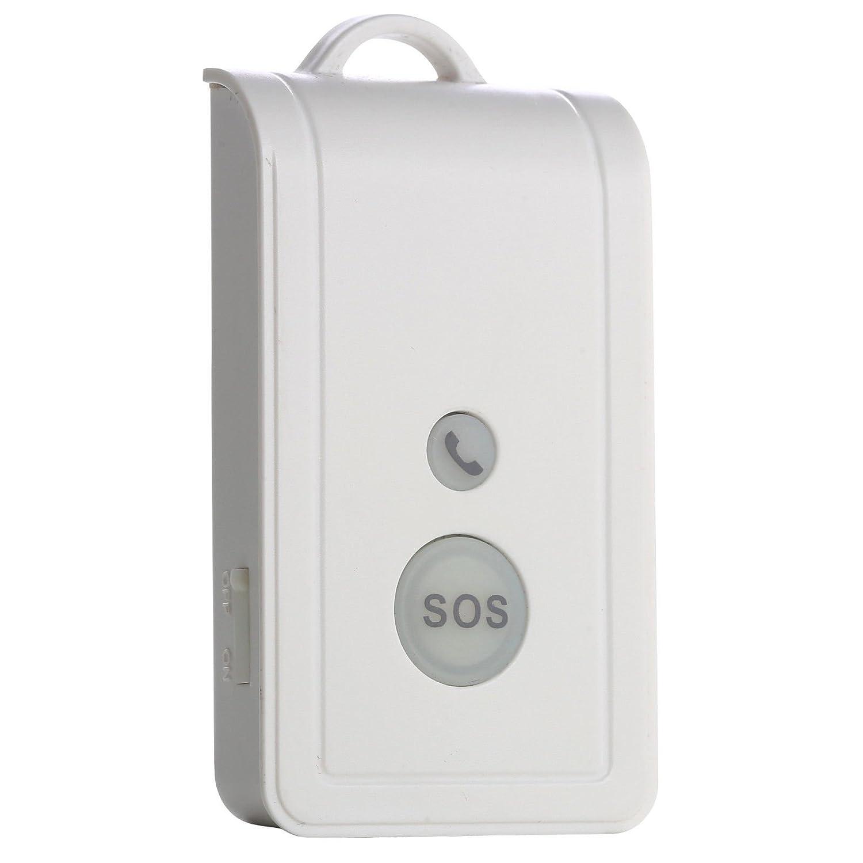 UHPPOTE GSM SIM Tarjeta Anciano ViejosMóvil Teléfono SOS Emergencia Llamada Alarma Sistema