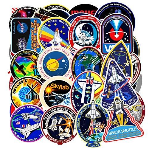 Vinyl Universe NASA Stickers