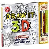 KLUTZ Draw It 3D Toy