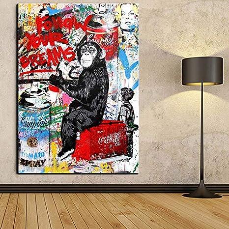 Wall Art Dreaming Illustration Print || Home Deco Home Decor Home Wall Art