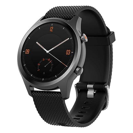 Liuxi - Correa de Repuesto de Silicona para Tic Watch C2 (18 ...