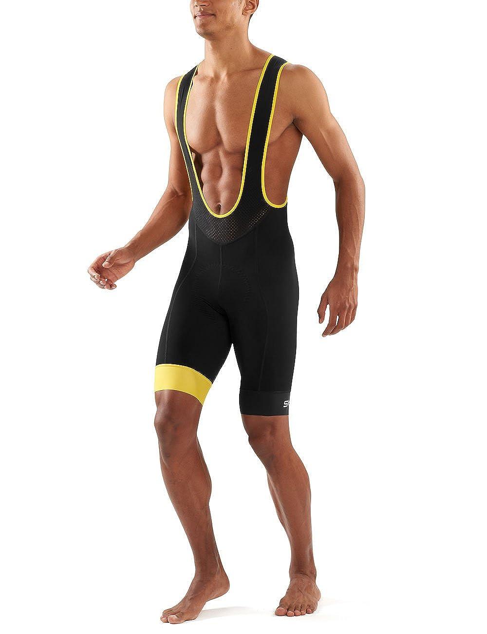 Skins Mens Dynamic Cycle Compression Bib Shorts