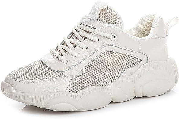 Zapatillas para Fitness Deportes Zapatillas de Running para Hombre Mujer, Zapatillas de Deporte Casual Respirable Antideslizante Zapatos Deportes de Exterior Niño Niña: Amazon.es: Zapatos y complementos