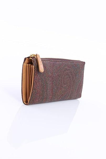 buy popular c1d8e 32c85 Portafoglio Etro Fantasia: Amazon.it: Abbigliamento