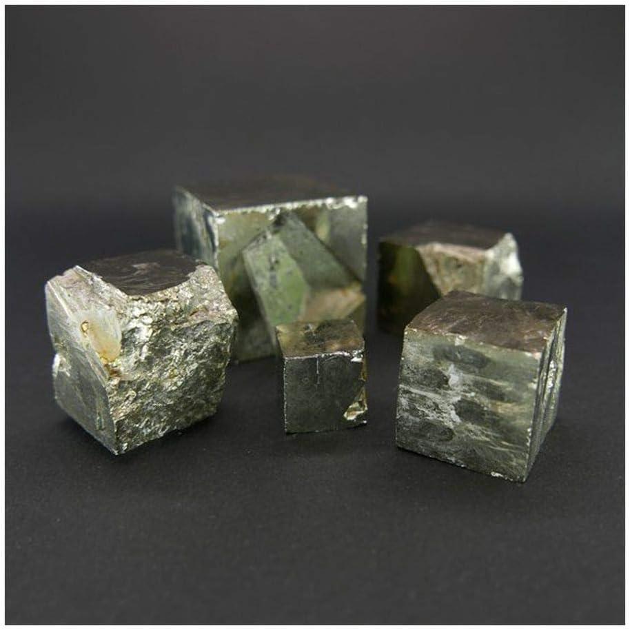 Mineral Import Pirita Cubica Navajun (pack 250gr) - 3960VC