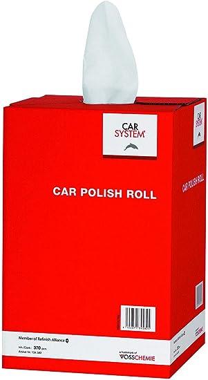 Unbekannt 1 Rolle 370 Abriss Cs Car Polish Roll Poliertuch Politur Autolack Lackpoint Auto