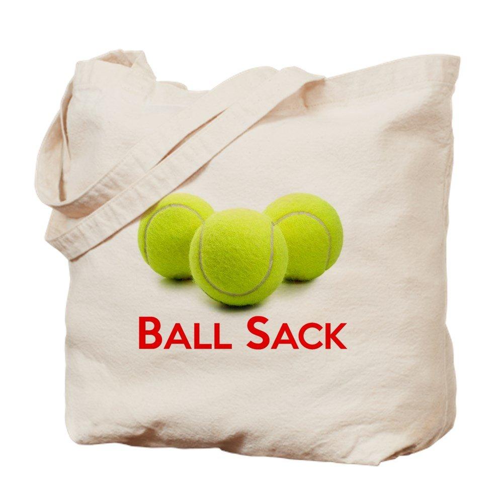CafePress – テニスボール袋 – ナチュラルキャンバストートバッグ、布ショッピングバッグ M ベージュ 19430640796893C B073QTP9WN MM
