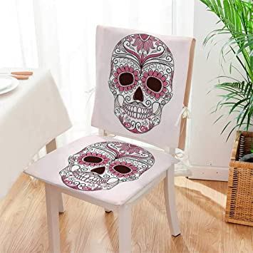 Amazon.com: Mikihome – Cojín de asiento con diseño de ondas ...