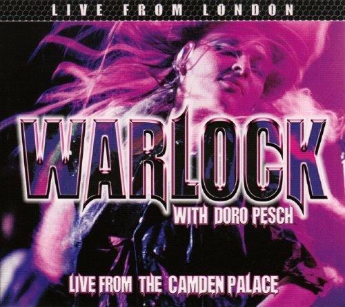 Warlock - Warlock Live With Doro Pesch Live From London - Zortam Music