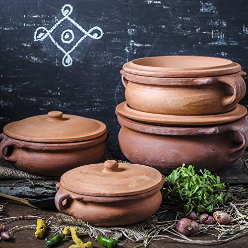 Clay Curry Pot Small 7 Inch Buy Online In Uae