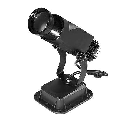 AMAZOIN GOBO de luz LED de 30 vatios GOBO de Vidrio ...