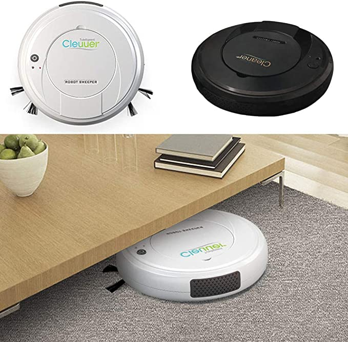 Ashui Smart Robot Vacuum Cleaner Cleaning Sweeper Filtre