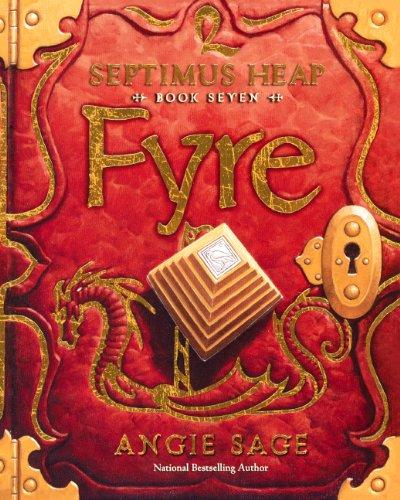 (Fyre (Turtleback School & Library Binding Edition) (Septimus Heap) )
