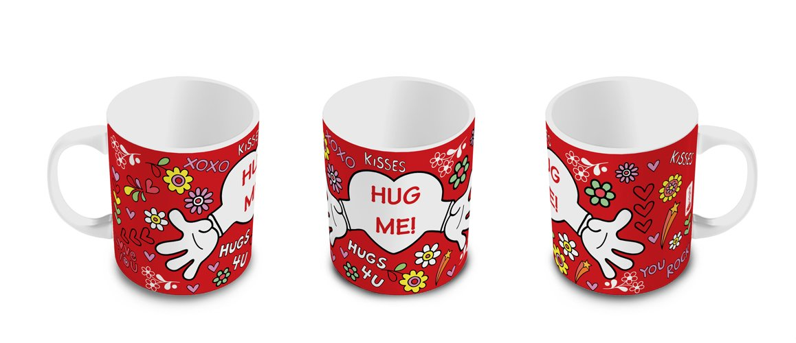 Buy Indi ts Valentine Gifts for Girlfriend Hug Me Quote