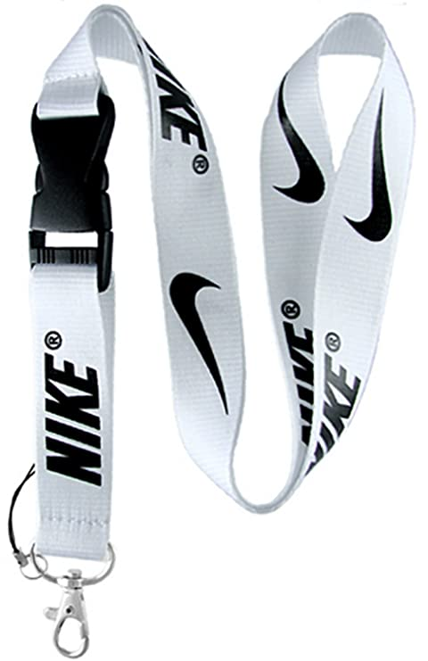 Nike Swoosh Lanyard keyband. Llave de banda. Solider ...