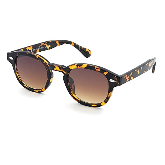 Soleil Style Johnny Kiss Iconic Lunettes Moscot ModDepp De BEoWrCxeQd