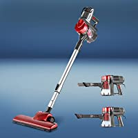 Devanti 450W 2 in 1 Electric Corded Stick Vacuum Cleaner Ultra Lightweight Portable Handheld Handstick Vac Bagless…