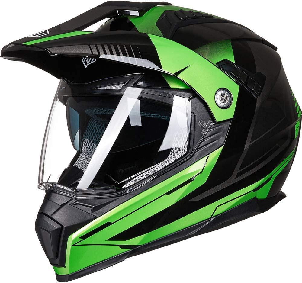 Flip Moto Casco Off-Road Casco Motocross Racing Casco