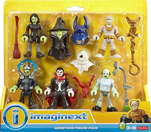 monster action figures - 4