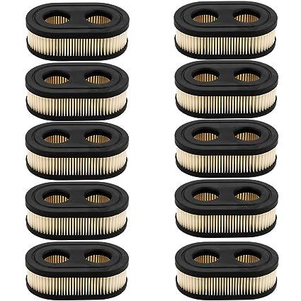 Amazon.com: HIPA - Cartucho de filtro de aire para ...