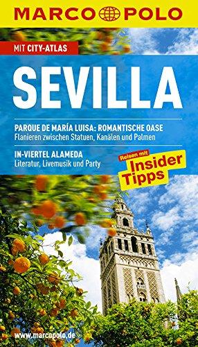 MARCO POLO Reiseführer Sevilla