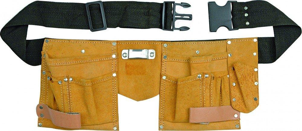 78750 - cinturó n de herramientas, cuero Yato