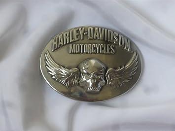 1a80fe516e5 Article est le lendemain Livraison. Harley Davidson qriginal Boucle de  Ceinture env. 9