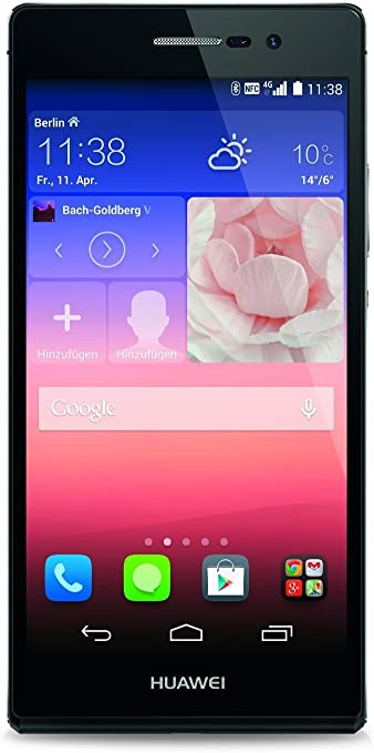 Huawei Ascend P7 -L10 Smartphone Vodafone libre Android (pantalla ...