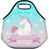 Fringoo® Children Kids Lunch Bag Neoprene Thermal Insulated Cooler Zipper Tote Carry Bag Food Holder School Travel Picnic Nursery