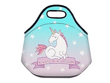 Fringoo Children Kids Lunch Bag Neoprene Thermal Insulated Cooler Zipper  Tote Carry Bag Food Holder School b4b0c473edb3e
