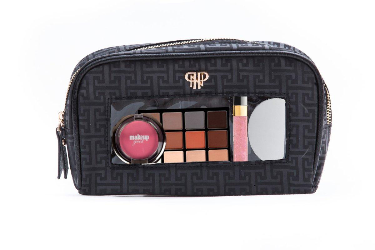 PurseN Classic Makeup Case (Ebony Sands)