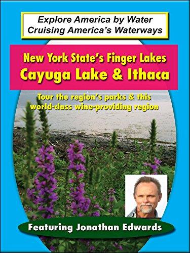 Finger Lakes Ice Wine - New York State's Finger Lakes - Cayuga Lake & Ithaca