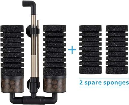 Hygger Double Sponge Filter
