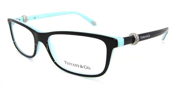 c9ea6c65725f Amazon.com  Tiffany Optical 0TF2112 Full Rim Square Woman Sunglasses ...