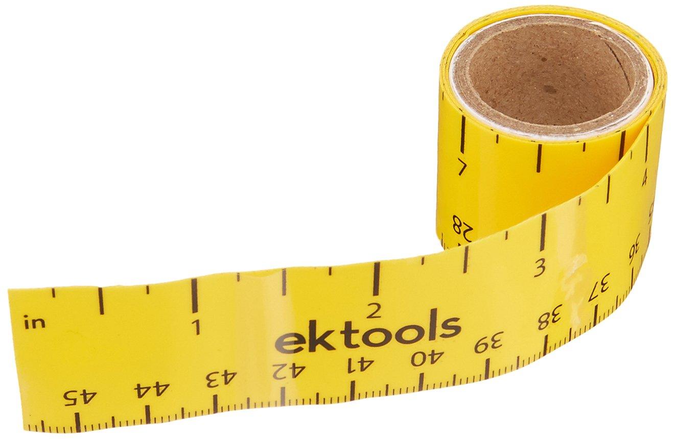EK Tools Regla Pegajosa, 18 pulgadas