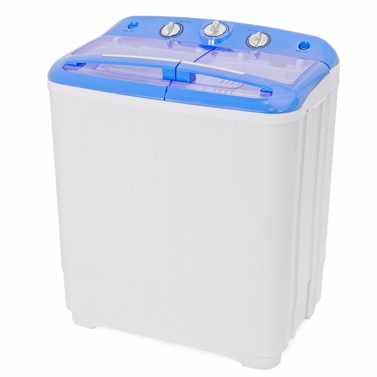 Gracelove Portable Mini Washer Dorm RV Cycle Compact 9 lbs Wash Dry Spin Machine Laundry by Love+Grace (Image #1)