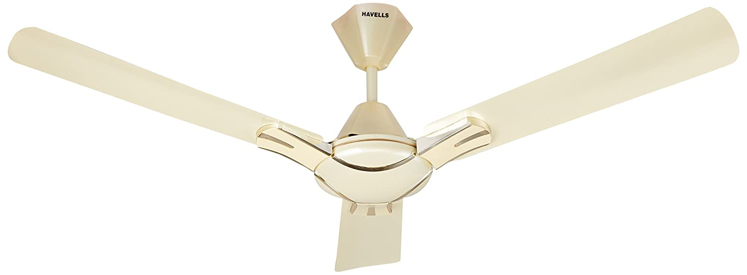 Havells Nicola 1200mm Ceiling Fan (Pearl Ivory)