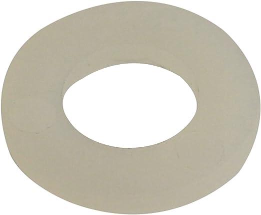 Nylon, 100 St/ück M6 Gro/ße Kunststoff Unterlegscheiben PA Polyamid//Nylon Beilagscheiben DIN 9021