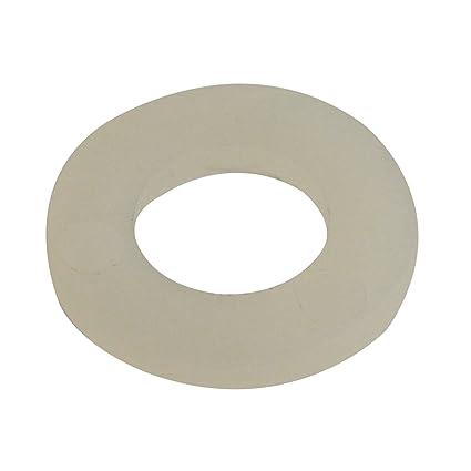 Gro/ße Unterlegscheiben Polyamid Beilagscheiben - DIN 9021 Form A 10,5 - Kunststoff 25 St/ück PA - M10 SC-Normteile SC9021 -