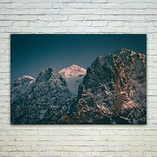 Westlake Art Poster Print Wall Art - Mountainous Landforms -